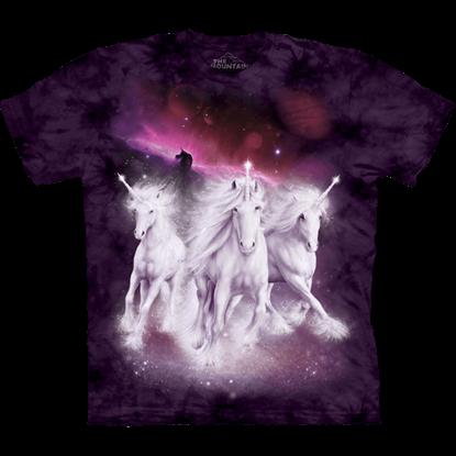 Kids Cosmic Unicorns T-Shirt