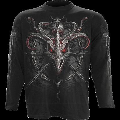 Dragon Heritage Long Sleeve T-Shirt