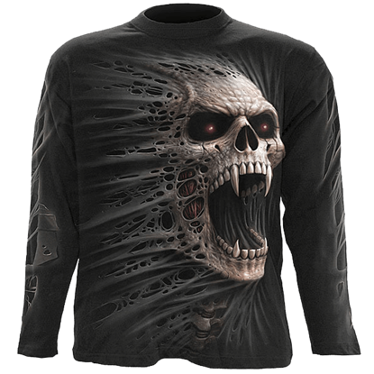 Cast Out Long Sleeve T-Shirt