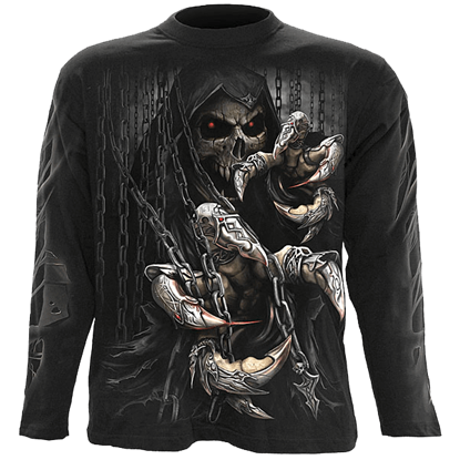 Death Claws Long Sleeve T-Shirt