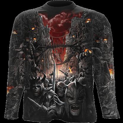 Devils Pathway Long Sleeve T-Shirt