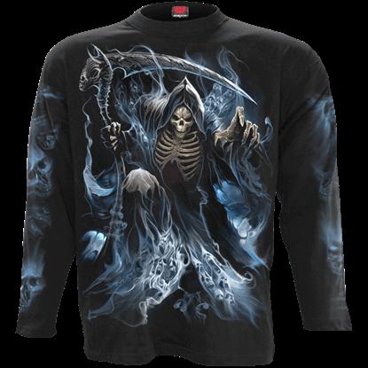 Ghost Reaper Long Sleeve T-Shirt