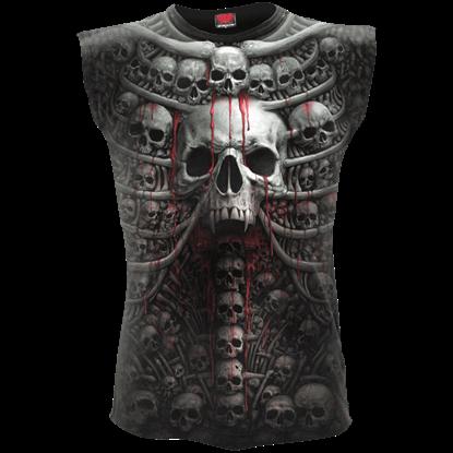 Death Ribs Sleeveless T-Shirt