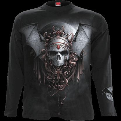 Goth Nights Long Sleeve T-Shirt