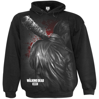 Negan Just Getting Started Hoodie