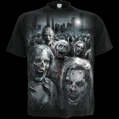 Walking Dead Zombie Horde T-Shirt