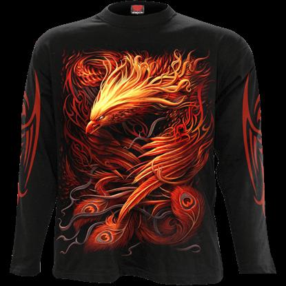 Phoenix Arisen Long Sleeve T-Shirt