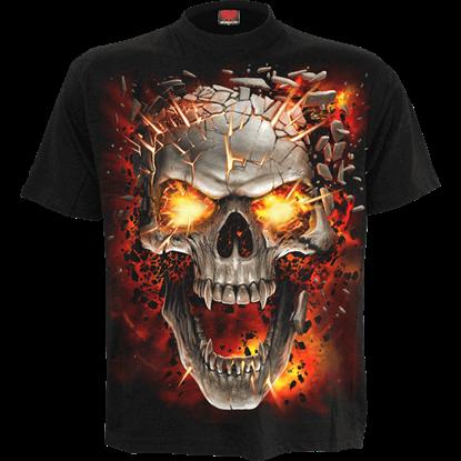 Skull Blast T-Shirt