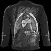 Goth Prayer Mens Long Sleeve T-Shirt