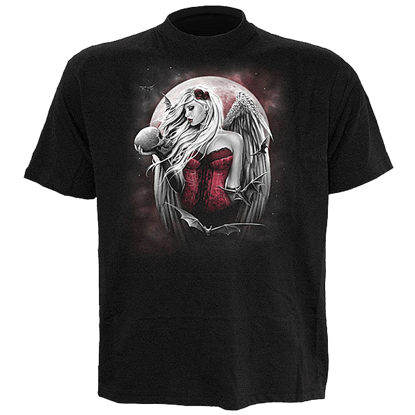 Angel of Death Mens T-Shirt