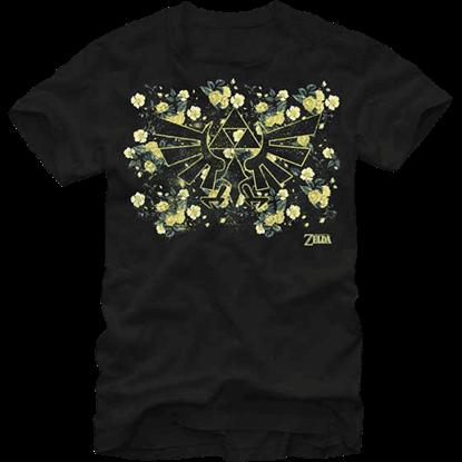 Floral Wingcrest T-Shirt
