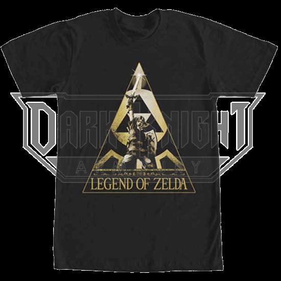 Golden Victor Legend of Zelda T-Shirt