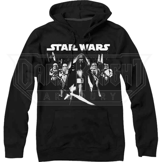 Star Wars First Order Assemble Hoodie
