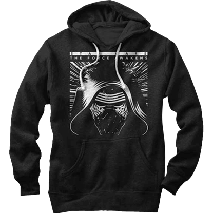 The Force Awakens Kylo Ren Hoodie