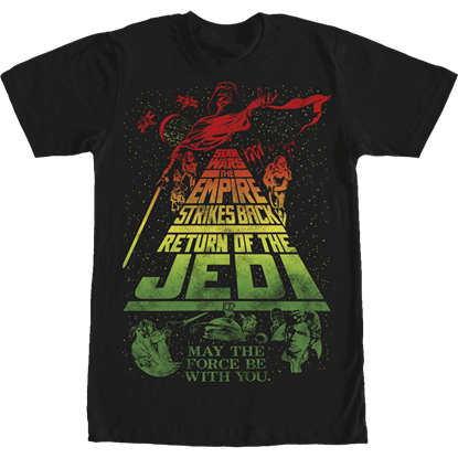 Color Blend Star Wars T-Shirt