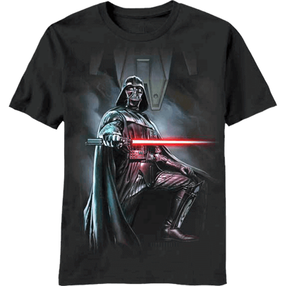 Darth Vader Light Piercer T-Shirt