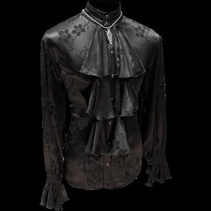 Louis XIV Brocade Shirt