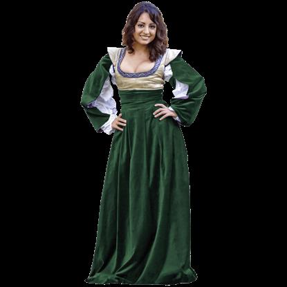 Austrian Kleid Gown
