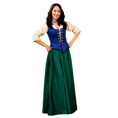 Medieval Wench Bodice