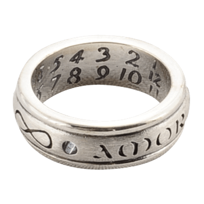 Amor Vincet Omnia (Love Conquers All) Ring