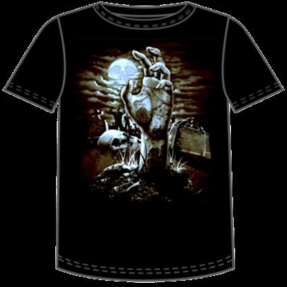 Hand Rising T-Shirt