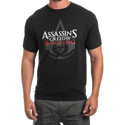 Assassin's Creed IV Black Flag T-Shirt