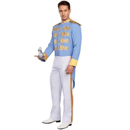 Charming Prince Mens Costume