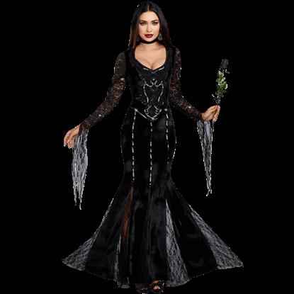 Frightfully Beautiful Womens Costume