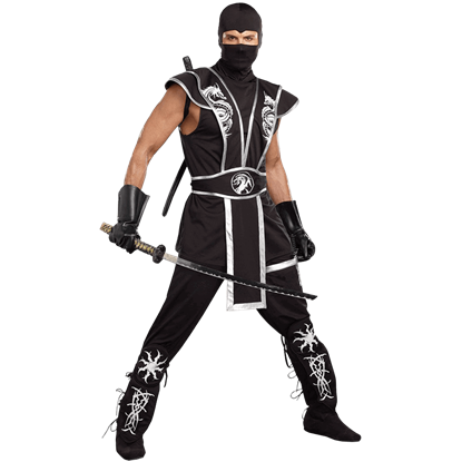 Blades of Death Mens Costume