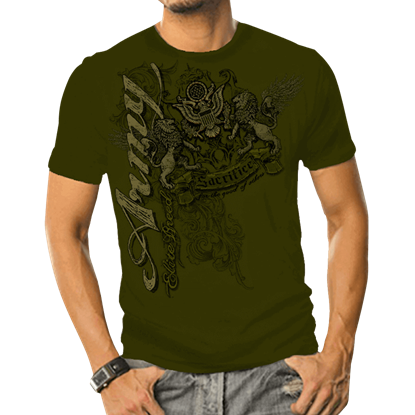 Army Elite Breed Lions T-Shirt