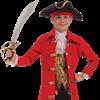 Boys Captain Cutlass Costume