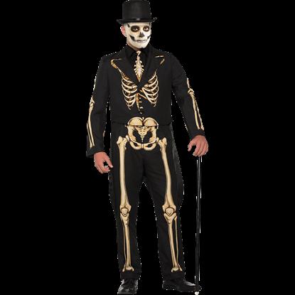Formal Bones Costume