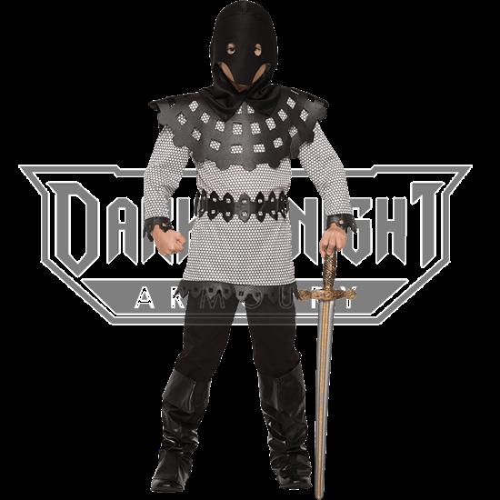Boys Dungeon Master Costume