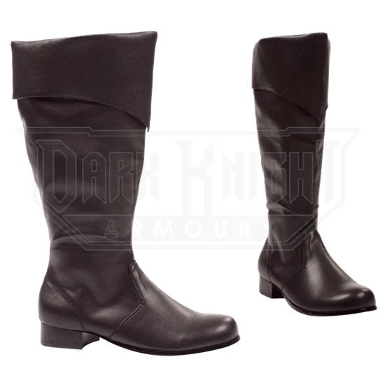 Mens Pirate Boots
