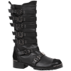 Buckled Steampunk Boots