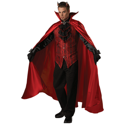Handsome Devil Men's Costume