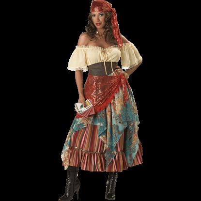 Fortune Teller Women's Costume