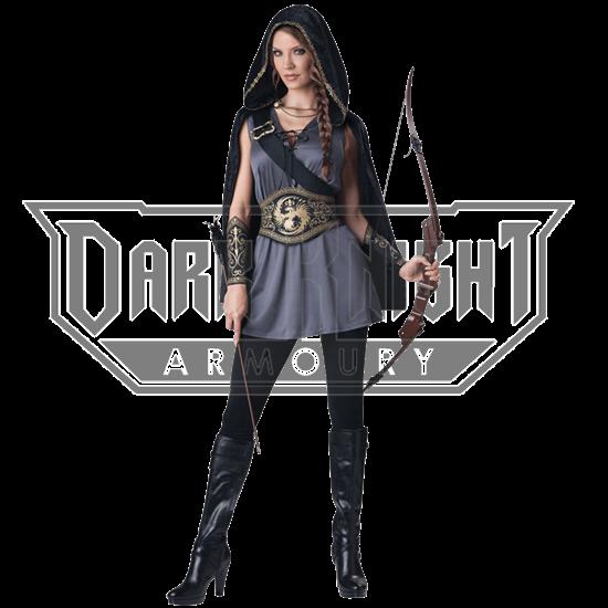Dark Huntress Women's Costume