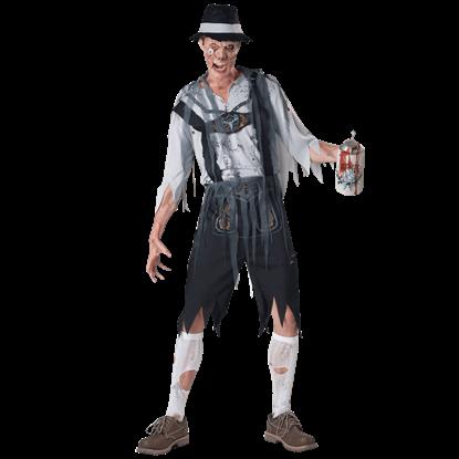 Zombie OktoberFEAST Adult Costume