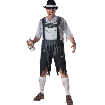 Mens OktoberFEAST Plus Size Costume