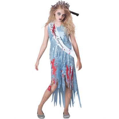Tween Homecoming Horror Costume