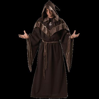 Mystic Sorcerer Men's Costume