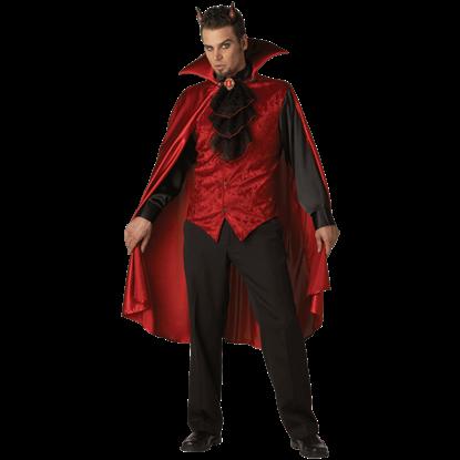 Dashing Devil Men's Costume