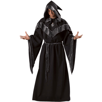 Dark Sorcerer Men's Costume