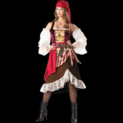 Deckhand Darlin' Women's Costume
