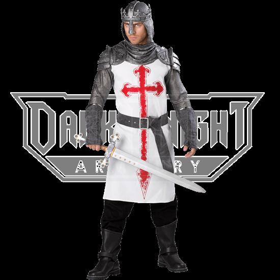 Crusader Men's Costume