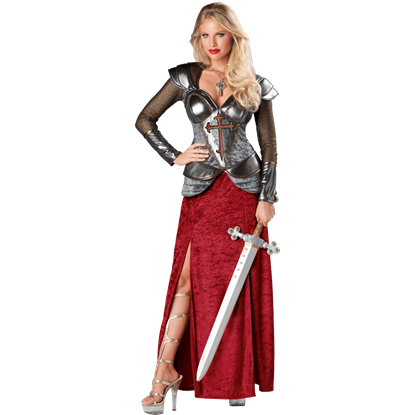 Joan of Arc Women's Costume
