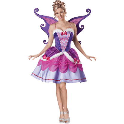 Womens Sugarplum Fairy Costume