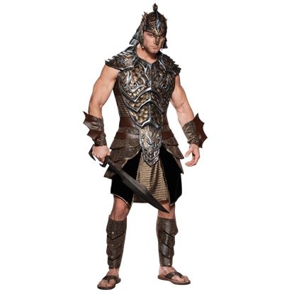 Dragon Lord Mens Costume