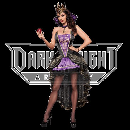 Alluring Evil Queen Womens Costume